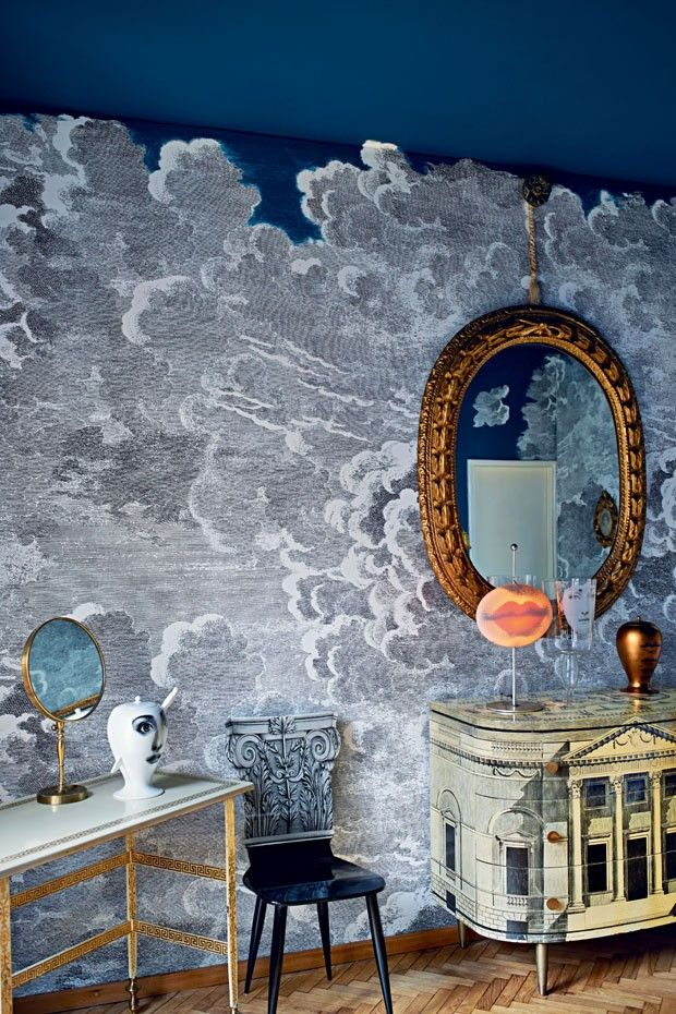 Best 10 fornasetti wallpaper ideas on pinterest for Idea casa interior deco