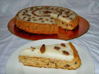 Rozmaring és vanília egy süteményben? Tiszta őrület! - legalábbis ez volt az első gondoltam, mikor először láttam meg ezt a receptet a fűsze...