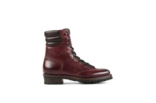 Project Twlv Reflex  Burgundy  Cordovan Leather  Goodyear Welted