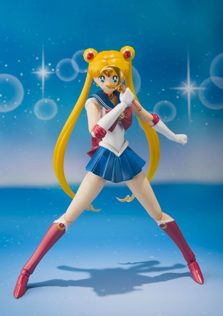 Bandai Tamashii Nations Sailor Moon S.H. Figuarts: Moon Stick / Wand pose http://www.moonkitty.net/buy-bandai-tamashii-nations-sailor-moon-sh-figuruarts-figures-models.php