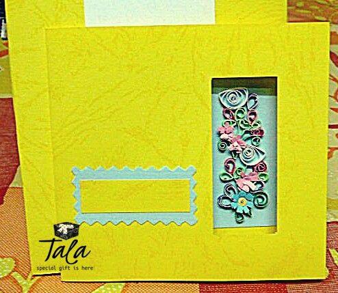 #talapaperquilling #paperart #craft #gift #art #jakartaolshop #jakartaonlineshop #handcraft #cute #customorder #jakarta #asia #indonesia #card #kartu