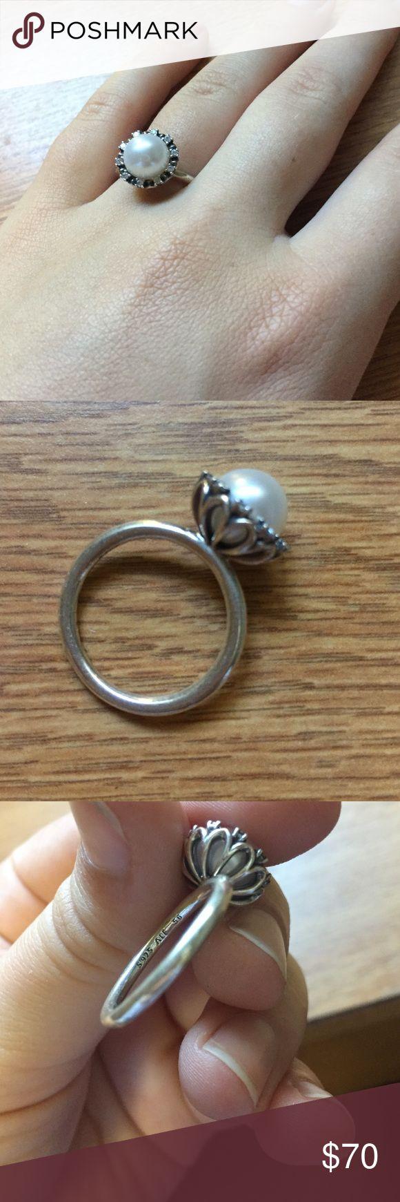 Pandora Everlasting Grace Ring