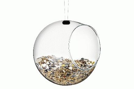MINI BIRD FEEDERS - new mini bird seed feeders for those hungry birds