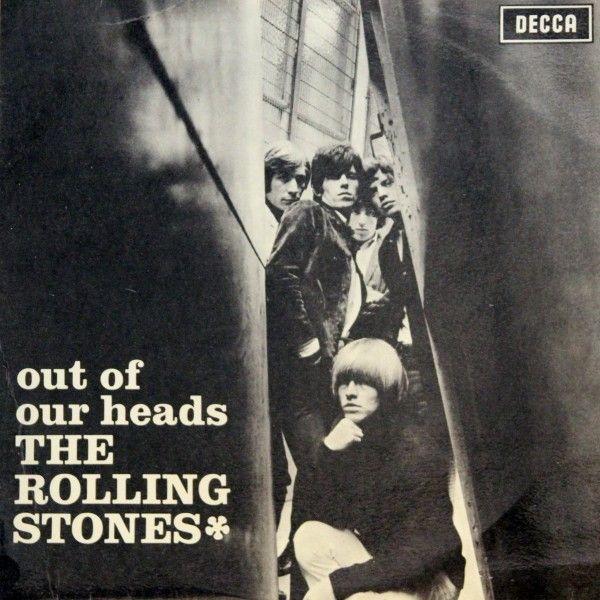 10. Out of Our Heads (UK) Released: September 1965/UK NO.2/ Charted 24 Weeks.