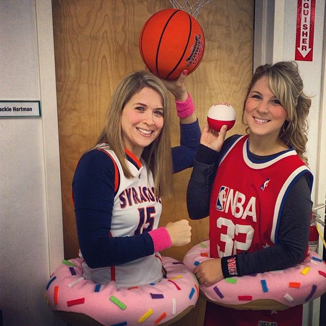 Pin for Later: 59 Halloween Costumes Inspired by Your Favorite Things Dunkin' Donuts