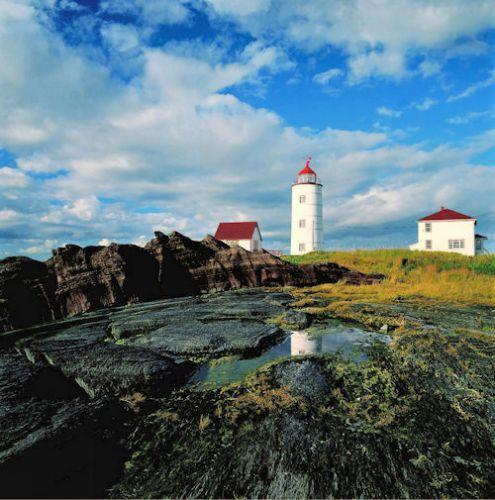 Le tour de la Gaspésie - Circuits touristiques - Québec maritime