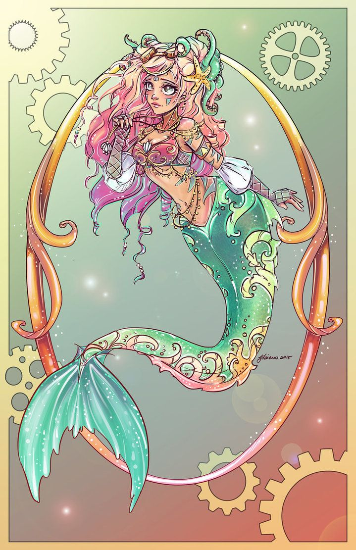 Little Mermaid by NoFlutter
