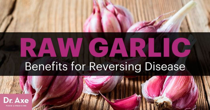 If you want to reverse disease, kill cancer, stop hair loss, lower cholesterol or stop an infection, then raw garlic is right for you! Raw garlic benefits