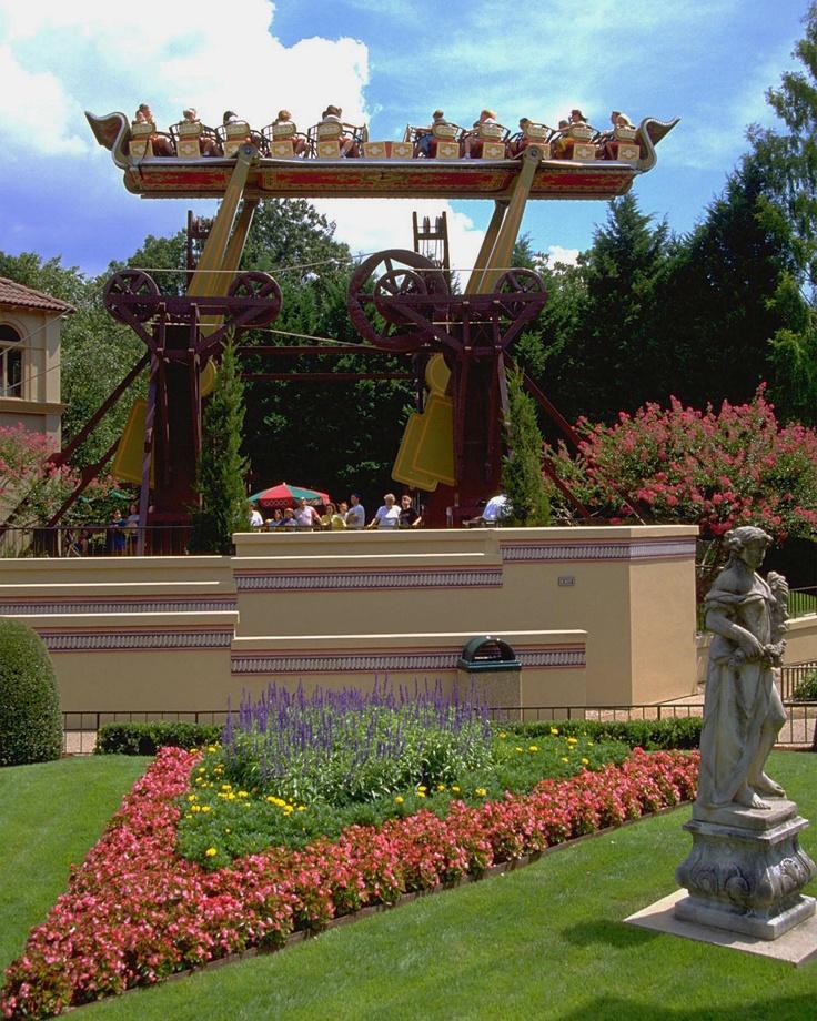 babe08e2d9d1e227b8ff9ff0b77cd83b  water parks roller coasters - Da Vinci's Cradle Busch Gardens Williamsburg