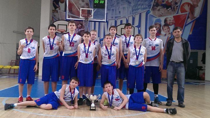 Можгинские баскетболисты заняли 2-ое место в Международном турнире