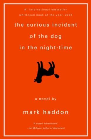 The Curious Incident of the Dog in the Night-Time - 3.5 stars.  A poignant look into the brain of a child with high functioning Autism.