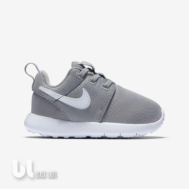 Details zu Nike Roshe One Kinderschuh Sneaker Baby Schuhe Kleinkinder  Lauflernschuhe Grau