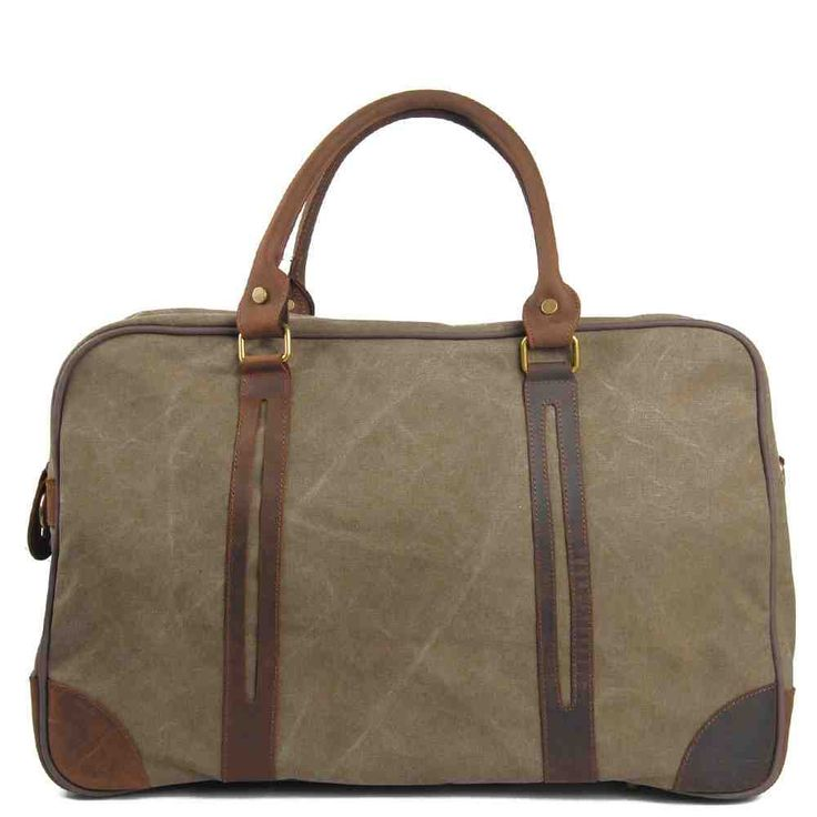 Canvas Gym Bags For Men