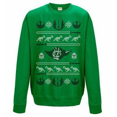 Star Wars Yoda Christmas jumper- | Debenhams