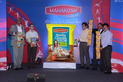 #Ruchi Soya Announces Launch of #Mahakosh Hunky Chunky Soya Chunks in Madhya Pradesh & Chhattisgarh