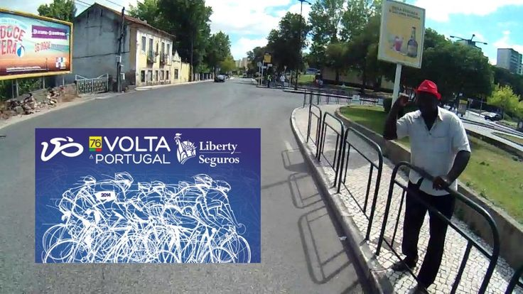 76ª Tour of Portugal - 10th stage - Leading the way