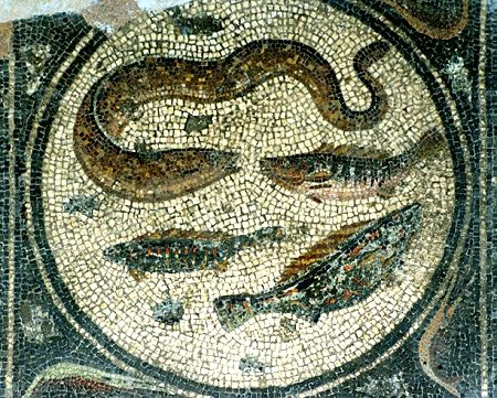 916 best images about mosaici on pinterest museums - Table mosaique rectangulaire ...