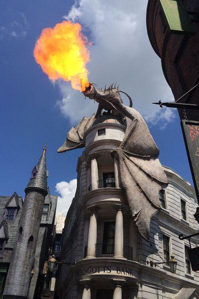 Secrets of Wizarding World of Harry Potter at Universal Studios Orlando. Let's go.