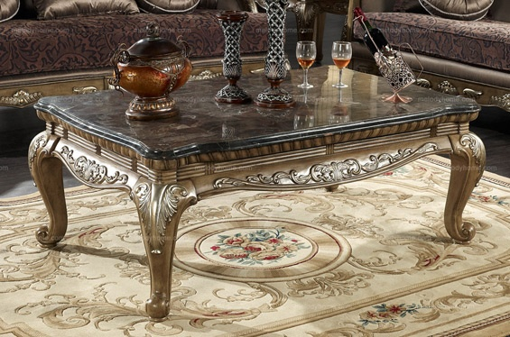 Caesar Palace European Style Classic Marble Coffee Table (antique White)    MelodyHome.com | Table | Pinterest | European Style, Marbles And Coffee