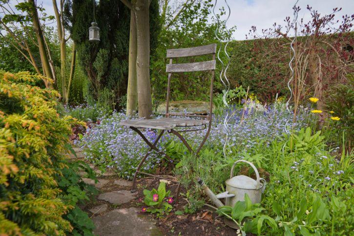 英国風ガーデン