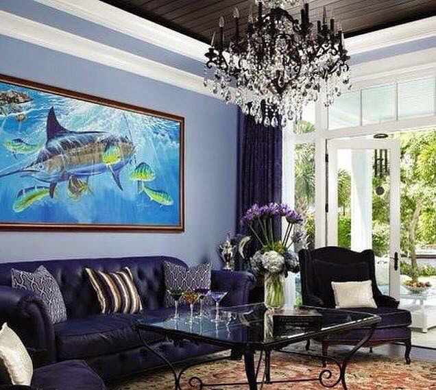 Guy harvey home decor