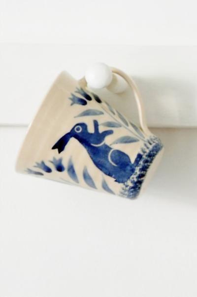 Blue hare mug - Ceramics - Scandinavian Interiors
