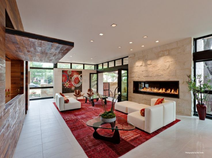 interior design dallas tx - Dallas-based architect om eisenbichler designed the aruth ...