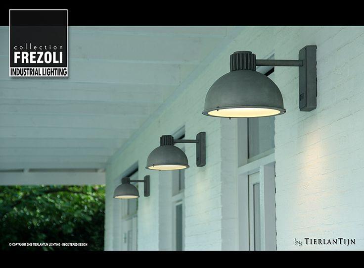 Frezoli Industrial Lighting | Raz buitenlamp 816