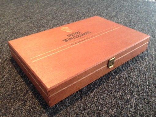 Cigar Box Guitar Body/Box – Henri Wintermans | Guitar Makers Emporium