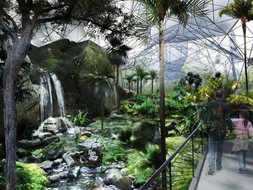 zoo de vincennes renovation the expanded environment artificial environments