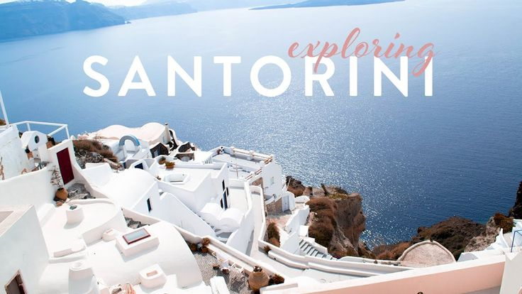 HEAVEN ON EARTH | Oia, Santorini | Marggie Travels