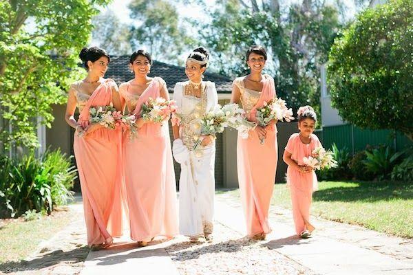 Cultural Weddings | 17 Pretty Perfect Bridesmaid Sarees