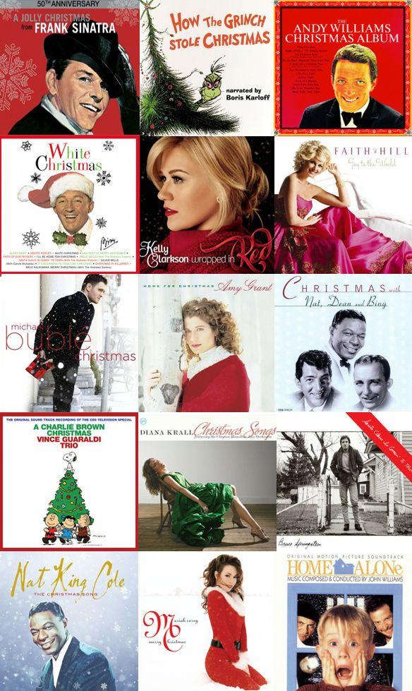The Ultimate Christmas MusicPlaylist