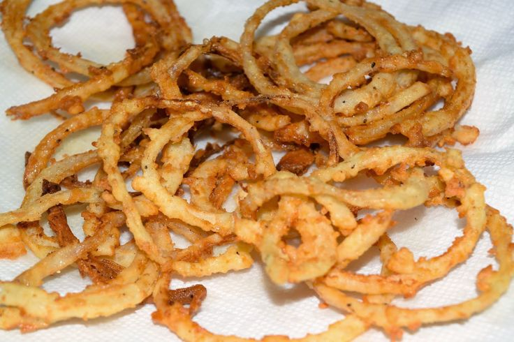 Pioneer Woman Onion Strings