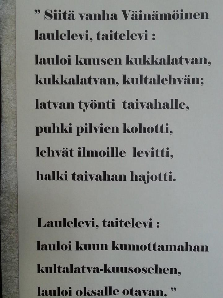"""""""Kalevala-aihetta"""", 1.lk (Alakoulun aarreaitta / Ulla Klemetti)"""