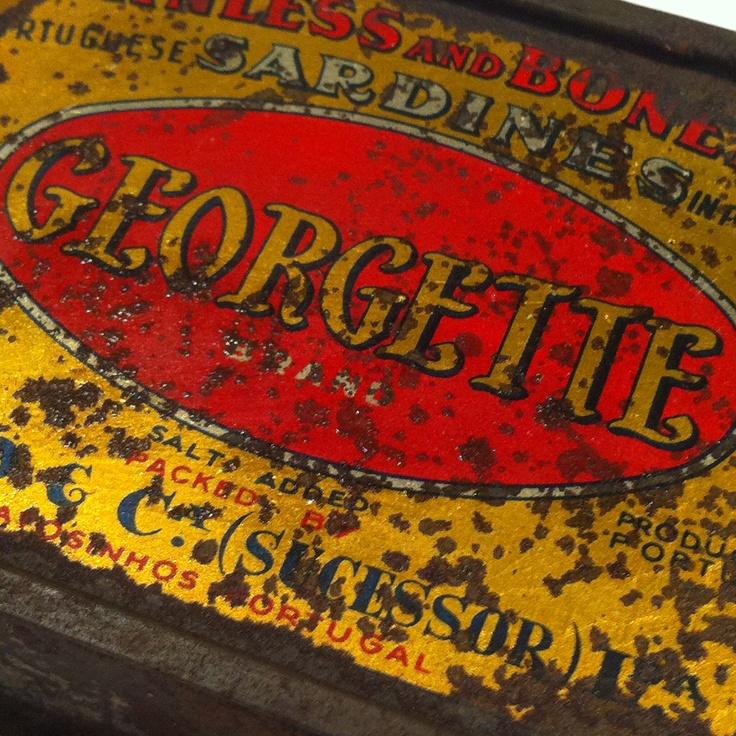 Sardines Georgette