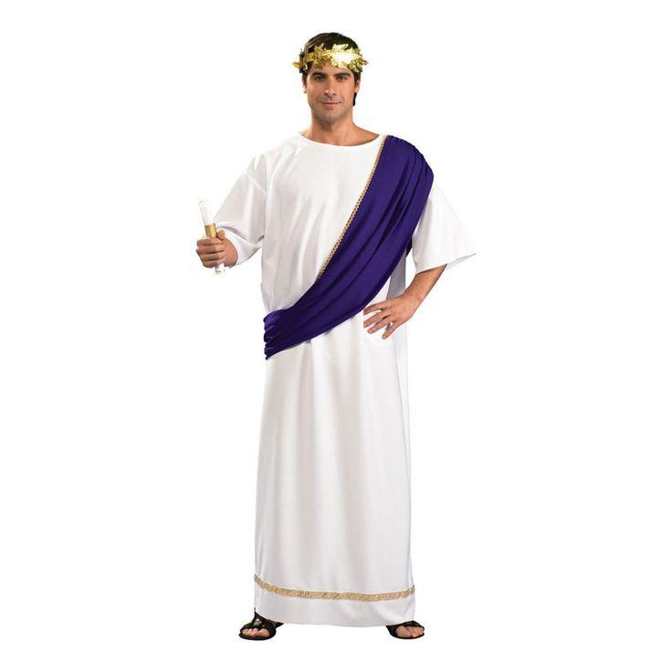 Grekisk Gud Maskeraddräkt