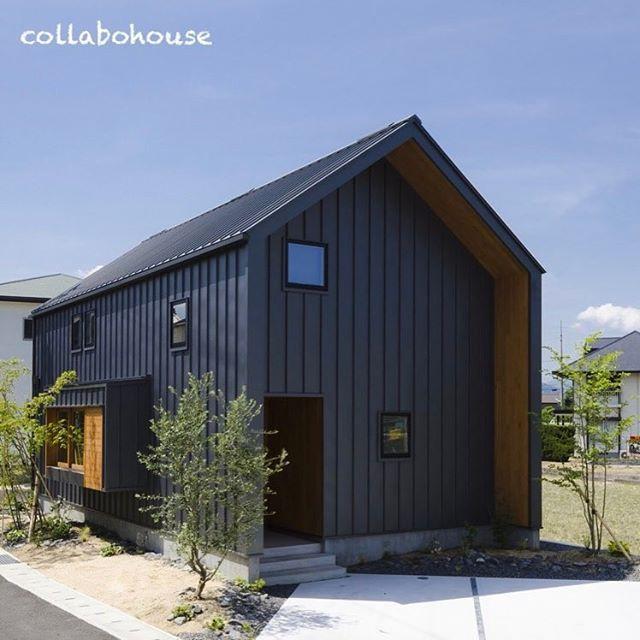 ▽ 松山は昨日から寒い日が続いています。 こんな日は、温かいコーヒーが飲みたくなりますね。 ・ こちらは、コラボハウスで建ててくださった 珈琲屋さん。 @mountain_stream_ch 三角屋根と黒い外観が遠くからでも目立ちます。 ・ #coffee #コーヒー #店舗付き住宅 #三角屋根 #お庭 #ランドスケープ #注文住宅 #設計士と直接話せる #設計士とつくる家 #コラボハウス #インテリア #愛媛 #香川 #新築