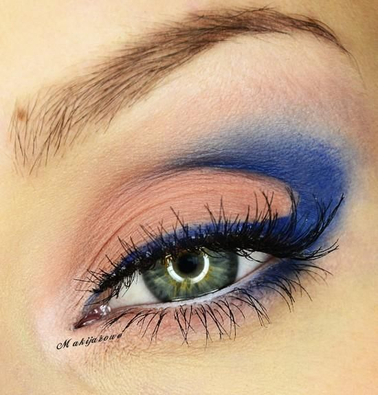DIY Halloween Makeup : cobaltic