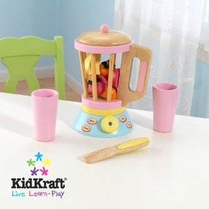 KidKraft kitchen sets. Already bought the baking set, now this is next and then the toaster. Love KidKraft.