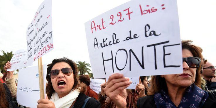 FETHI BELAID/AFP tunez vota ley contra la violencia de las mujeres