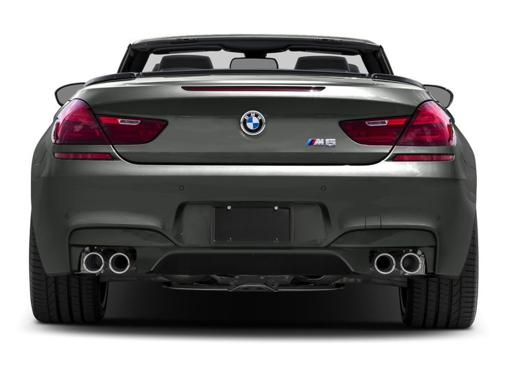 2017 BMW M6 ertible Convertible
