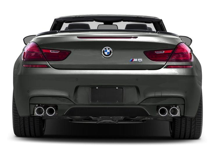 2017 BMW M6 ertible Convertible