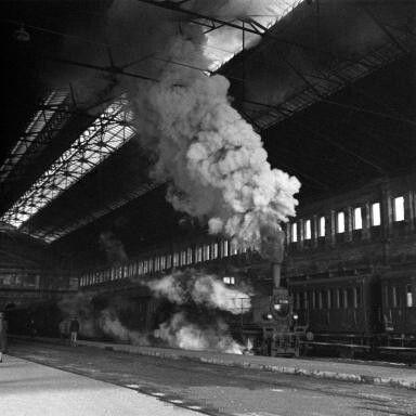 Südbahnhof Wien 1940s