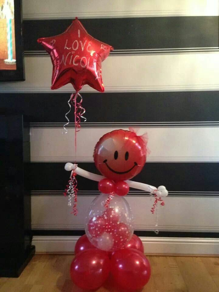 valentine's day balloons delivered