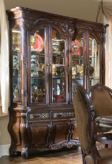 Dining Room China Hutch Enchanting Decorating Design