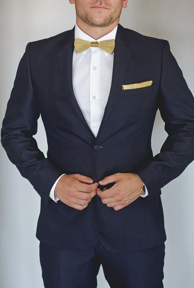 Image result for navy and gold grooms