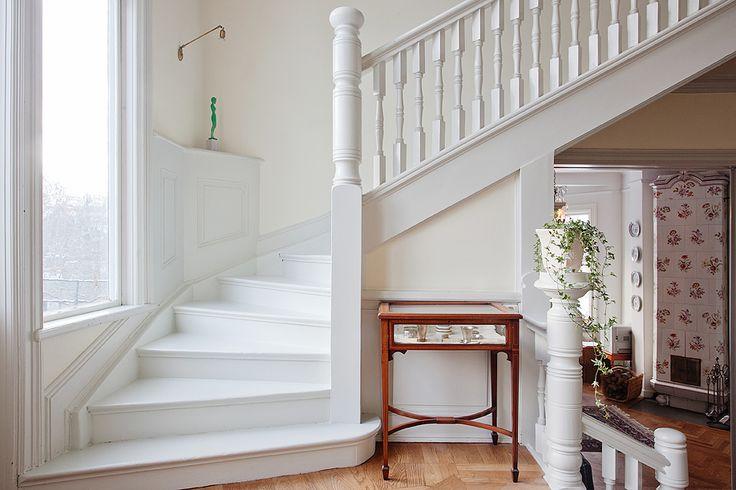 Inspiration till trappan tillbyggnad pinterest trappor och inspiration - Koffietafel stockholm ...