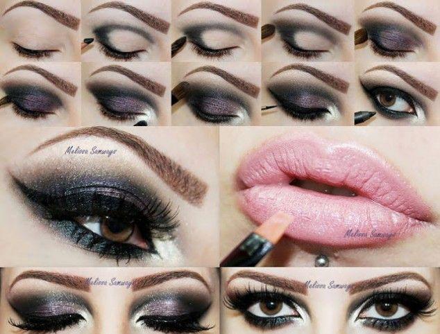 20 MakeUp Tutorials For Brown Eyes | Eye makeup ...  20 MakeUp Tutor...