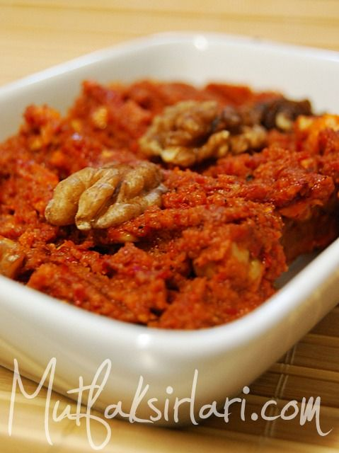 Acıka – Acuka Tarifi | Mutfak Sırları - Yemek Tarifleri